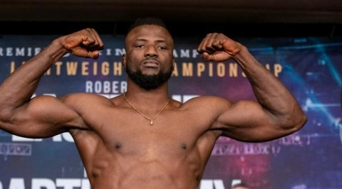 Demirezen named for Ajagba on July 20