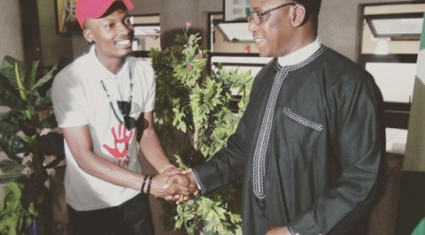 BBNaija: Efe turns Nigeria Youth Ambassador