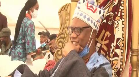 Ondo Kingdom Celebrates Ekimogun Festival