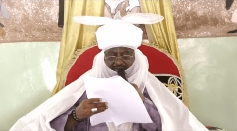 COVID-19: Kano Emir Urges Residents to Comply With Stay At Home Order