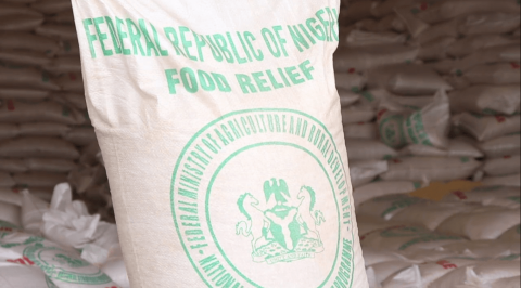 FG Releases 100 Trucks of Grains to Kano
