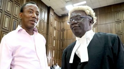 Falana faults presidency's justification for Sowore's re-arrest