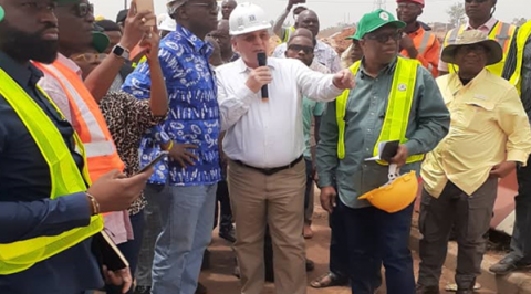 Infrastructure: Second Niger Bridge to be completed soonest - Fashola.