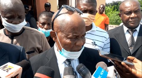 Four Arraigned for Olakunrin Murder
