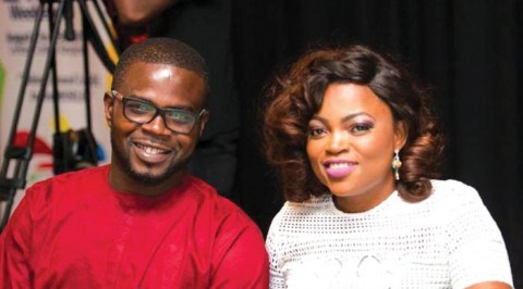 Police arrest Funke Akindele, husband