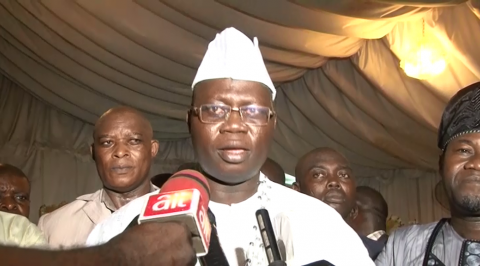 Fasoranti: Gani Adams,Talk Tough