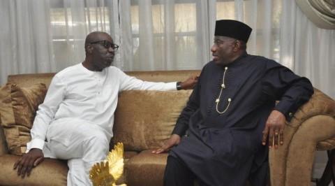 Jonathan Lauds Obaseki's Leadership Style