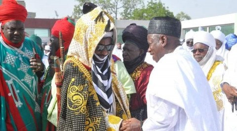 Ganduje queries Emir of Kano