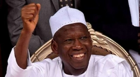 Kano Elections: Ganduje Thank God, Judiciary for Victory