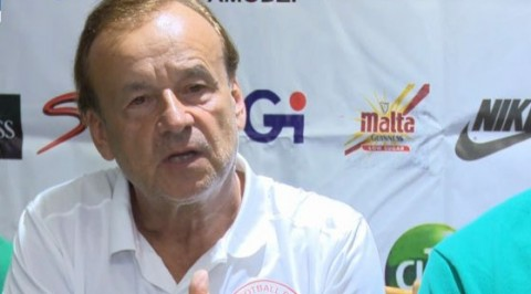 NFF to cough out Rohr's three-Month-Salary before Cameroon tie