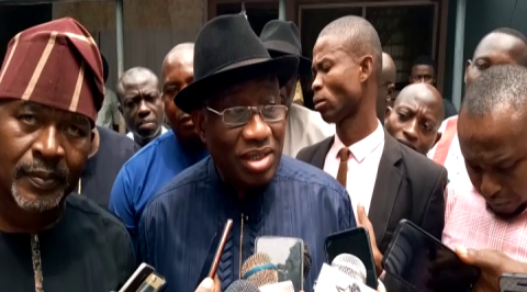 Goodluck Jonathan has calls for change in the security system of the country