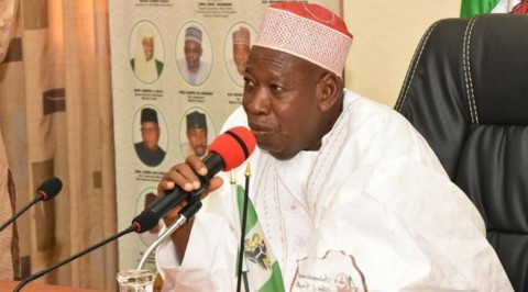No hiding place for kidnappers- Gov Ganduje
