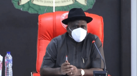 Bayelsa Governor Extends Lockdown