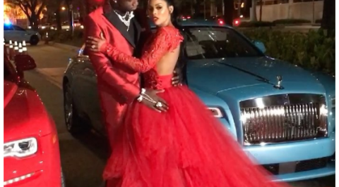 Gucci Mane gifts fiance new rolls royce