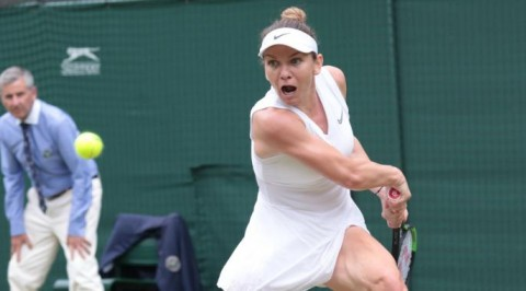 HALEP Advances To Wimbledon Final