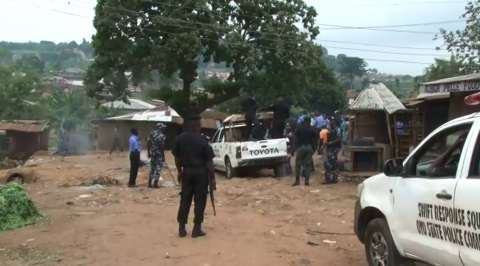 15 injured as Hausa/Yoruba clash in Ibadan