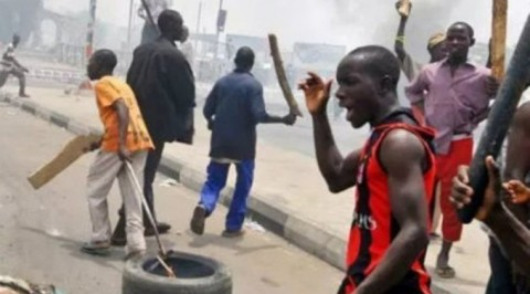 Hoodlums Attack Mapo Police Station Free Suspects