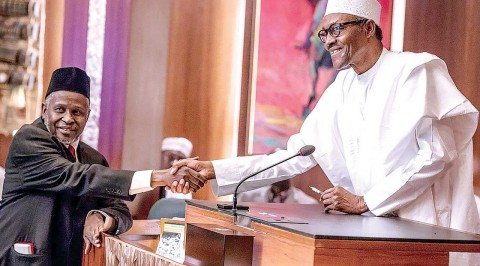 Buhari tasks judges on creation of special crime courts