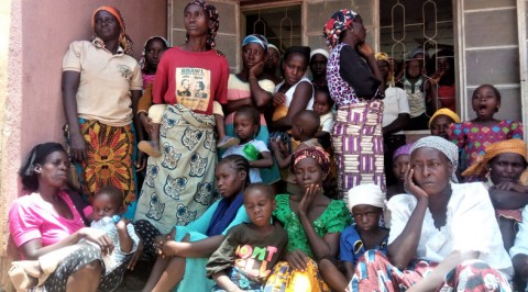 Delta Govt donates food items to IDPs