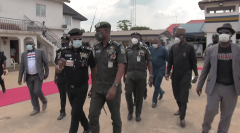 IGP Vows Never to Allow Violent Protest