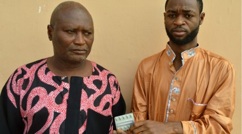 EFCC Foils Man's Attempt to Smuggle in Hard Drug for Detained Son