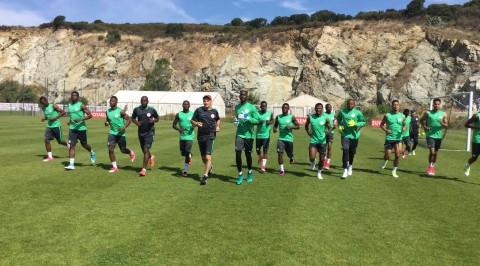 Rohr Drops Four Players, Ogu, Victor Moses, Omeruo,Akpeyi, Ideye