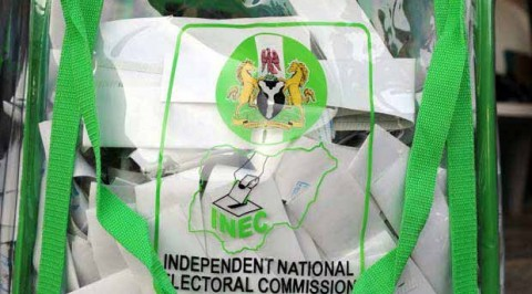 Materials have been distributed - INEC