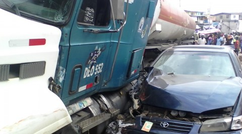 Road accidents claim more lives than diseases - Abiodun
