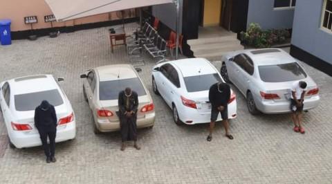 EFCC Arrests 13 Suspected Internet Fraudsters in Ibadan