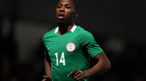 Why Iheanacho is crucial to my plans- Rohr