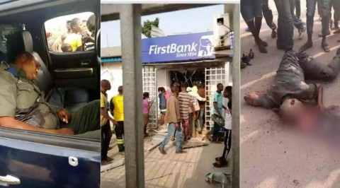 Ile Oluji Bank Robbery: Police Sets Up Crack Team