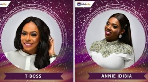 TBoss, and Annie Idibia bag endorsement deal