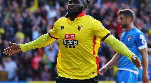 Watford Isaac Success in UK sex scandal