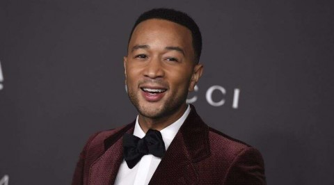 John Legend named as 2019 'Sexiest Man Alive'
