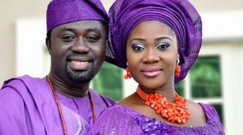 Mercy Johnson celebrates husband's birthday