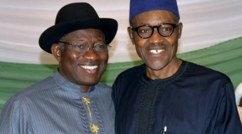 President Buhari Greets Former President Goodluck Jonathan on 63rd Birthday