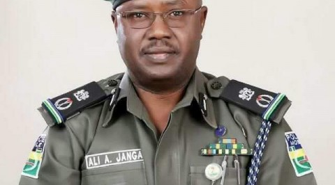 Police parade over 50 suspected criminals for various offence