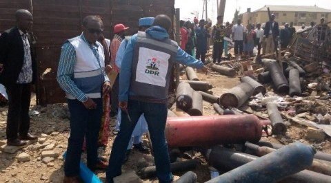 Deputy governor condoled with families of gas explosion victims