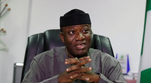 Breaking: Fayemi emerges NGF chair