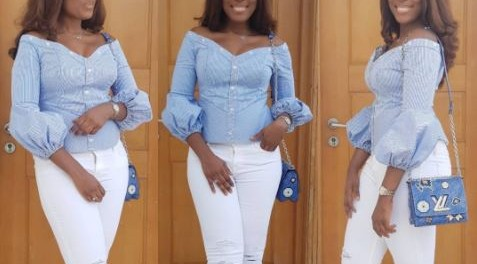 Popular blogger, Linda Ikeji marks 37th birthday
