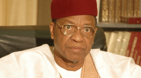 President Buhari Mourns Mamadou Tandja, Ex-President of Niger