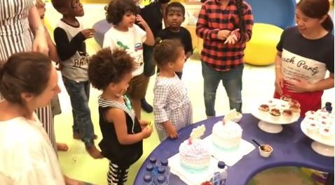 Super Eagles star Mikel Obi marks twin daughters birthday