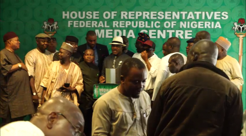Minority lawmakers pass vote of confidence on Gbajabiamila