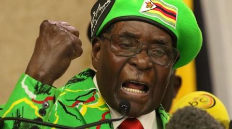 President Buhari mourns Mugabe