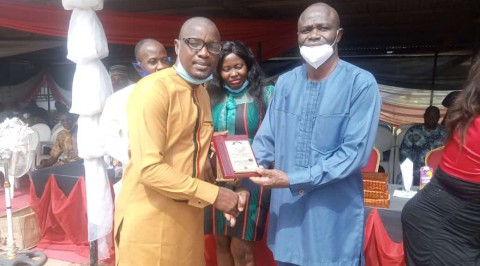 NSCDC Honours Hardworking Officers, Journalists in Oyo
