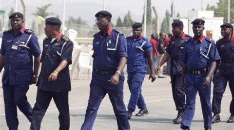 Imo Security: NSCDC Boss, Muhammadu Gana visits Imo.