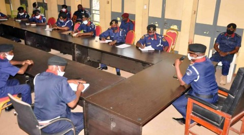 NSCDC Calls for Strict Compliance with Lockdown Directive
