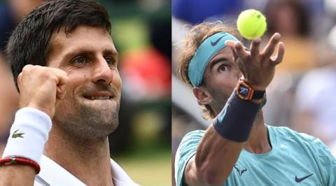 Nadal stays at number two as Djokovic rules rankings