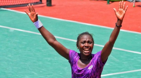 Nahimana Claims First ITF World Tour Title
