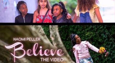 Shina Peller's daughter debuts music career
